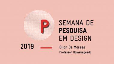Semana de Pesquisa em Design – 2019
