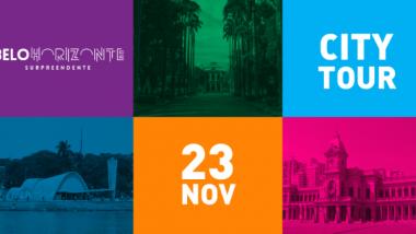 City tour oferecido pela Belotur em parceria com a Escola de Design