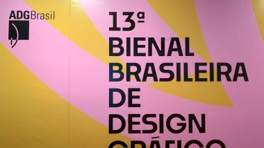 Projeto editorial de professoras da Escola de Design é um dos destaques premiados na 13ª Bienal Brasileira de design gráfico