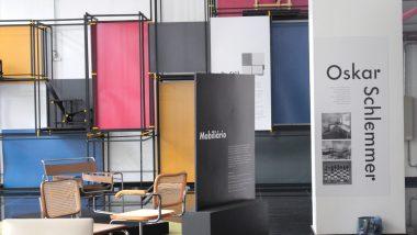 Escola de Design inaugura exposição em homenagem à escola alemã Bauhaus