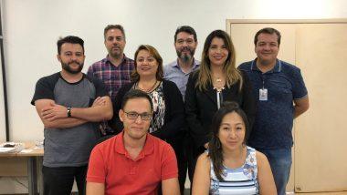 Professores do PROFNIT e coordenadores do NIT participam de capacitação em propriedade intelectual e inovação na Unidade de Frutal