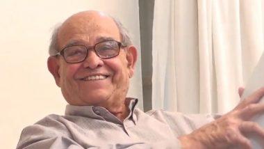 Morre em Belo Horizonte, aos 96 anos, o professor, arquiteto e urbanista Radamés Teixeira, um dos fundadores de nossa Escola de Design